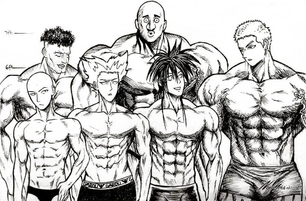 Kişi Anime personajlarının obyektivliyi